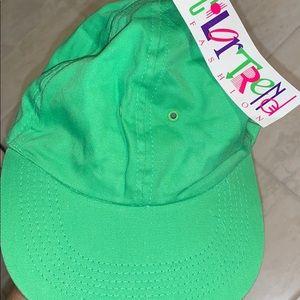 Vintage Green Hat